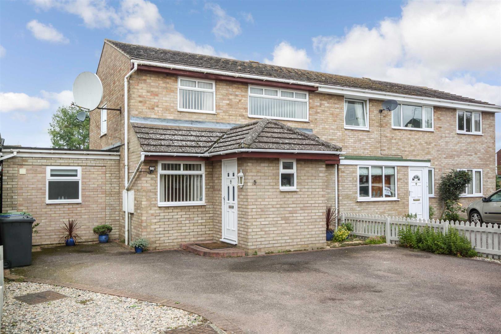 4 Bedrooms Semi Detached House for sale in Ellison Lane, Hardwick